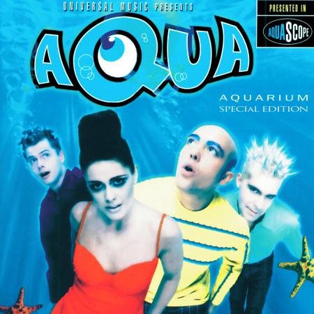 Aquarium (Special Edition) 專輯封面