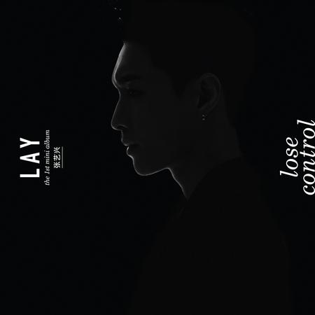 首張迷你專輯『LOSE CONTROL』 專輯封面