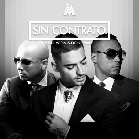 Sin Contrato (feat. Don Omar & Wisin) [Remix] 專輯封面