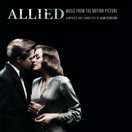 Allied (Music from the Motion Picture) 專輯封面