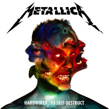 Hardwired…To Self-Destruct 專輯封面