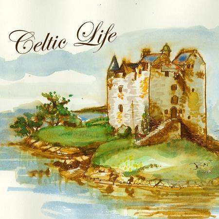 Celtic Life 凱爾特生活 專輯封面