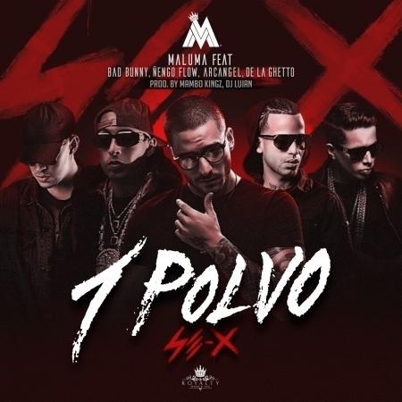 Un Polvo (feat. Bad Bunny, Arcángel, Ñengo Flow & De La Ghetto) 專輯封面