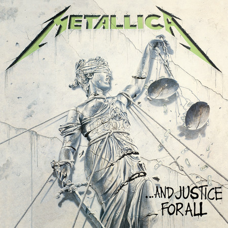 ...And Justice For All 專輯封面