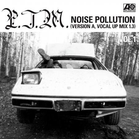 Noise Pollution (Version A, Vocal Up Mix 1.3) 專輯封面