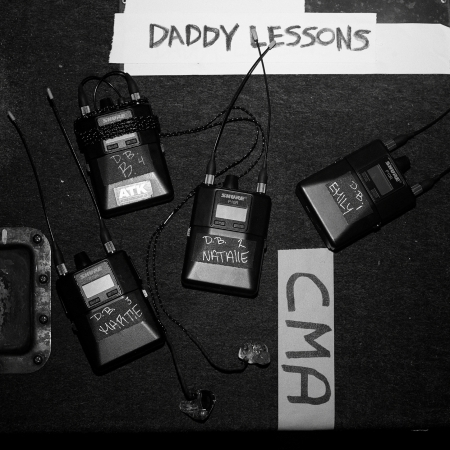 Daddy Lessons (feat. Dixie Chicks) 專輯封面