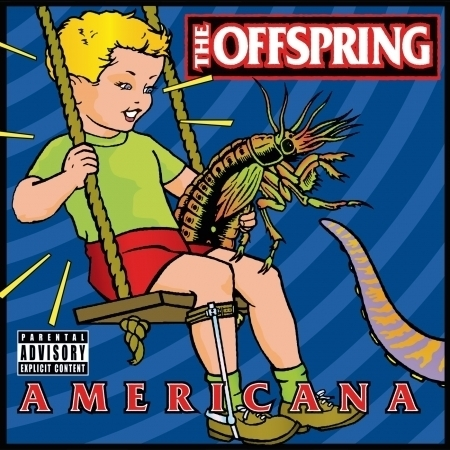 Americana 專輯封面