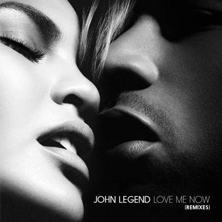 Love Me Now (Remixes) 專輯封面
