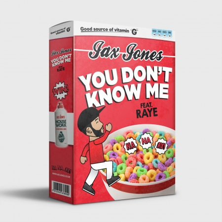 You Don't Know Me (feat. RAYE) 專輯封面