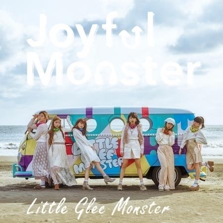 Joyful Monster 專輯封面