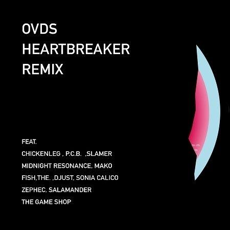 Heartbreaker Remix 專輯封面