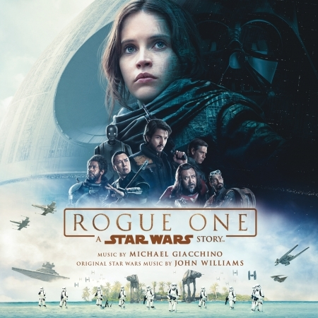 Rogue One: A Star Wars Story (Original Motion Picture Soundtrack) 專輯封面