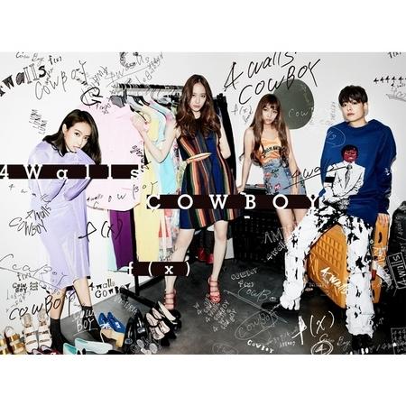 4 Walls / COWBOY 專輯封面