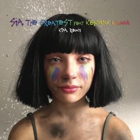 The Greatest (feat. Kendrick Lamar) [KDA Remix] 專輯封面