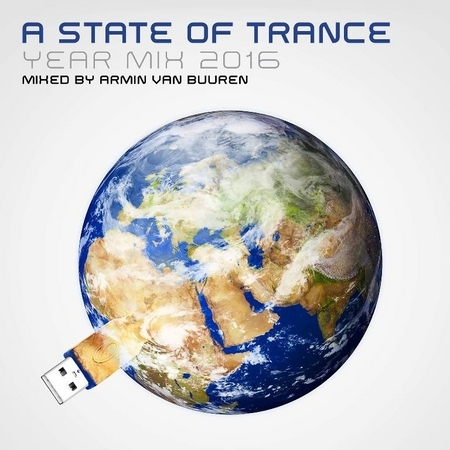 A State of Trance Year Mix 2016 (Mixed by Armin van Buuren) 專輯封面