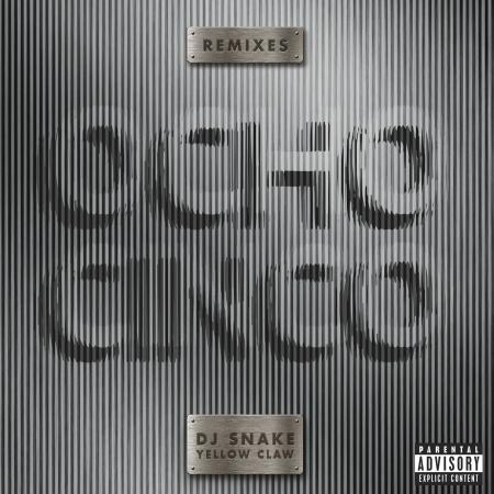 Ocho Cinco (feat. Yellow Claw) [Remixes] 專輯封面