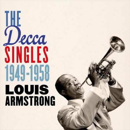 The Decca Singles 1949-1958 專輯封面