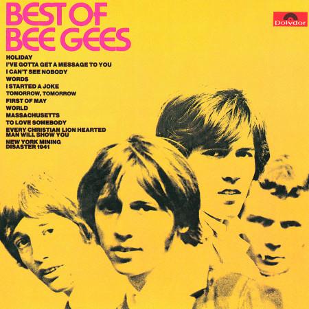 Best Of Bee Gees 專輯封面