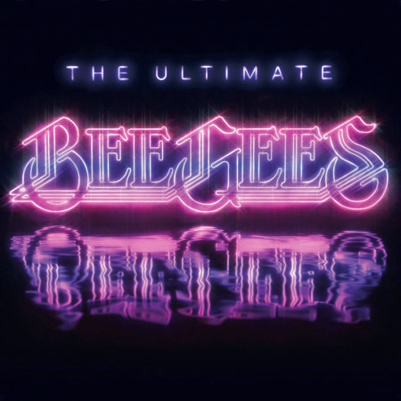 The Ultimate Bee Gees 專輯封面
