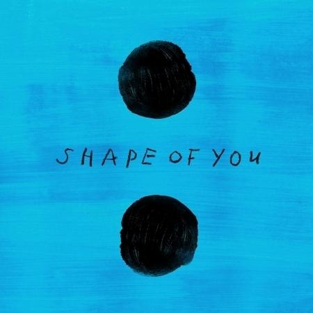 Shape of You 專輯封面