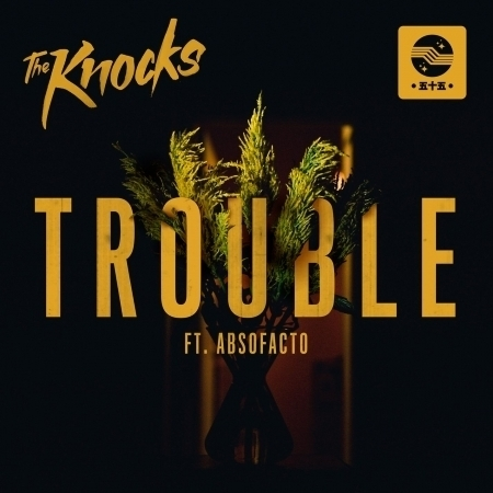 TROUBLE (feat. Absofacto) 專輯封面