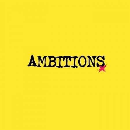 Ambitions 專輯封面