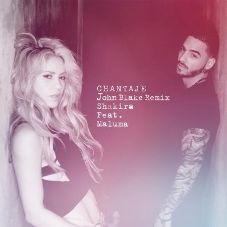 Chantaje (feat. Maluma) [John-Blake Remix] 專輯封面