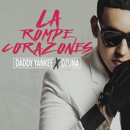La Rompe Corazones 專輯封面
