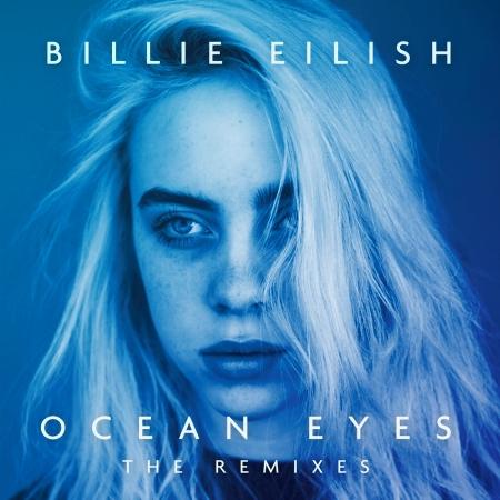 Ocean Eyes (The Remixes) 專輯封面