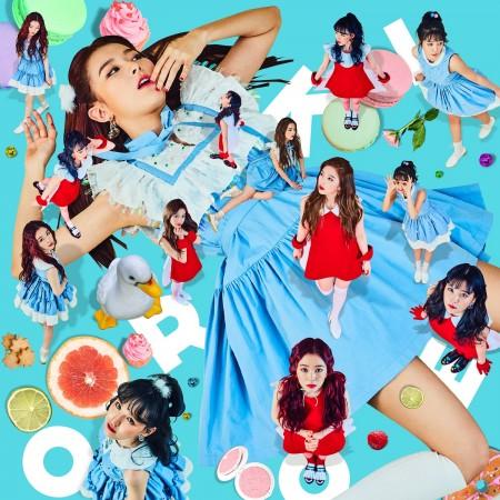 第四張迷你專輯『 Rookie 』 專輯封面
