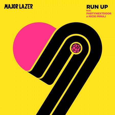 Run Up (feat. PARTYNEXTDOOR & Nicki Minaj) 專輯封面