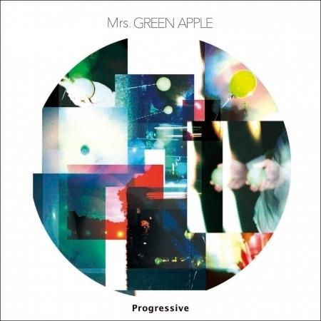 Progressive 專輯封面