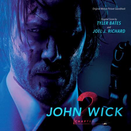 John Wick: Chapter 2 (Original Motion Picture Soundtrack) 專輯封面