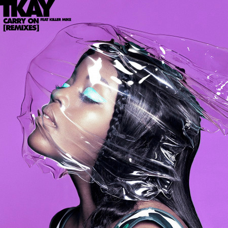 Carry On (Remixes) 專輯封面