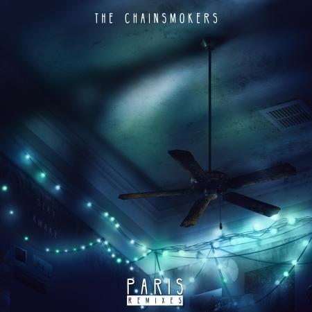 Paris (Remixes) 專輯封面