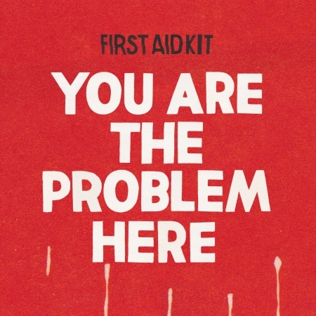 You are the Problem Here 專輯封面