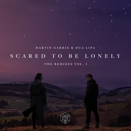 Scared To Be Lonely Remixes Vol. 1 專輯封面