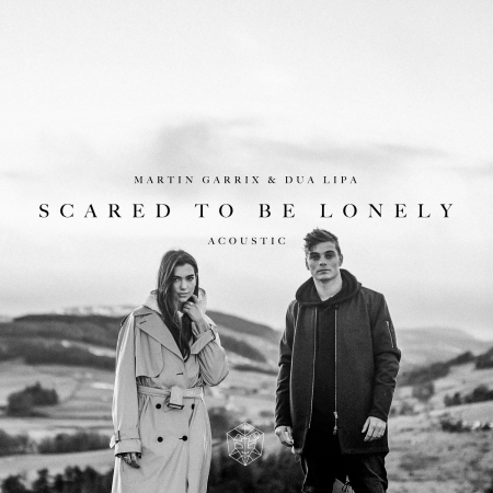 Scared To Be Lonely (Acoustic Version) 專輯封面