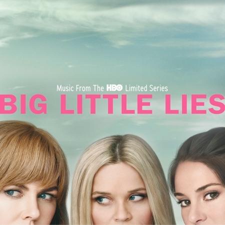 美人心計 電視原聲帶 Big Little Lies (Music From The HBO Limited Series) 專輯封面