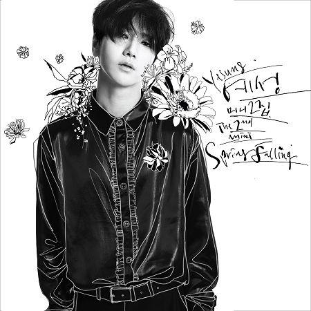 第二張迷你專輯 『Spring Falling』 專輯封面