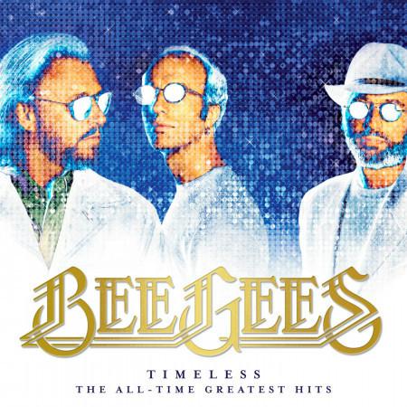 Timeless - The All-Time Greatest Hits 比吉斯合唱團:永恆金曲精選 專輯封面