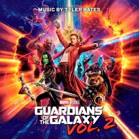Guardians of the Galaxy Vol. 2 (Original Score) 專輯封面