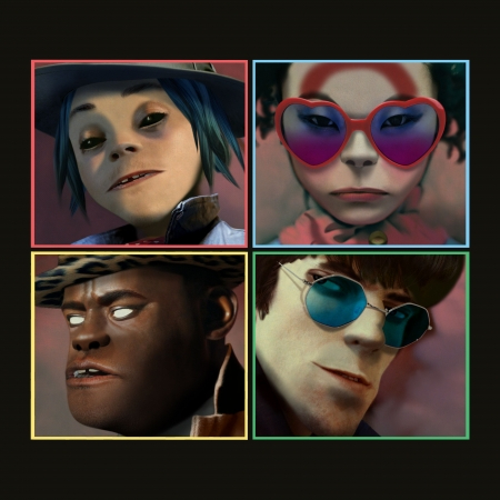 Humanz (Deluxe) 專輯封面