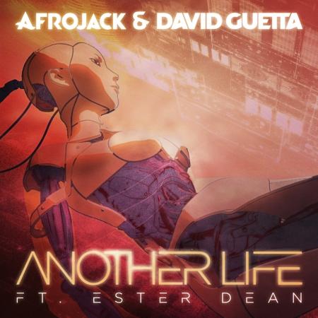 Another Life (Radio Mix) 專輯封面