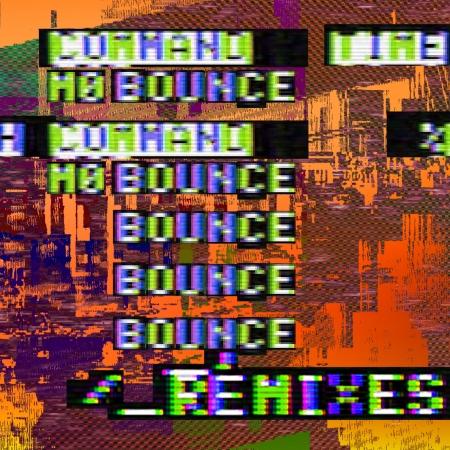 Mo Bounce (Remixes) 專輯封面