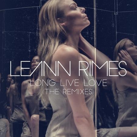 Long Live Love (The Remixes) 專輯封面