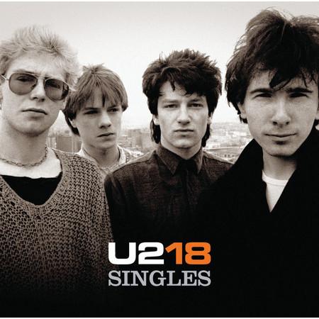U218 Singles 專輯封面