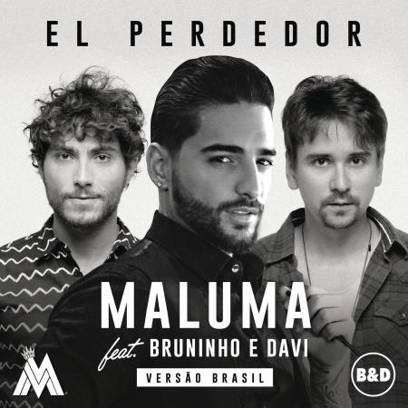 El Perdedor (feat. Bruninho & Davi) 專輯封面