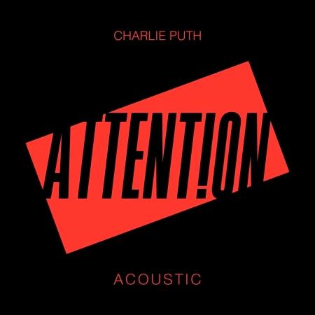 Attention (Acoustic) 專輯封面