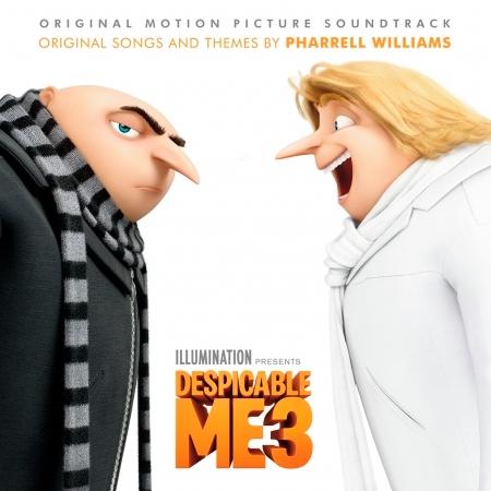 Yellow Light ((Despicable Me 3 Original Motion Picture Soundtrack)) 專輯封面